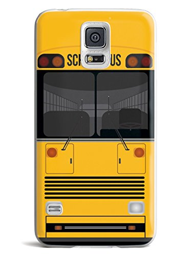 Inspired Cases School Bus Case for Galaxy S5 (School Cases Bus)