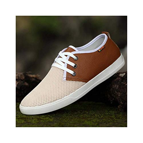 SSLOPY& Men Summer Shoes Breathable Male Casual Shoes, used for sale  Delivered anywhere in USA