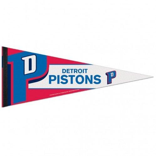 WinCraft Detroit Pistons Big Logo Premium NBA Wimpel 69585014