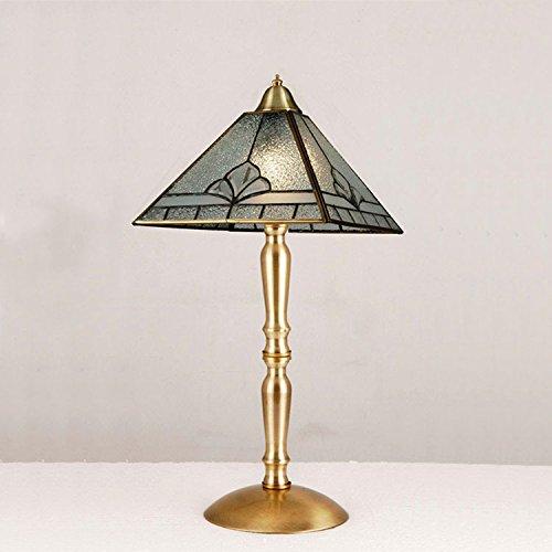 MEIREN Wall Lamp Hall Walkway Living Room Bedroom Light Fixture Glass Table Lamp (0657 Battery)