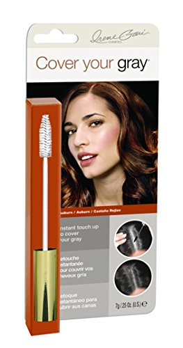 Irene Gari Gray Cover (Cover Your Gray Temporary Touch Up Wand - Auburn .25 Ounce)