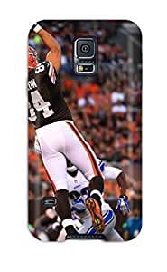 7479644K406584412 clevelandrowns NFL Sports & Colleges newest Samsung Galaxy S5 cases