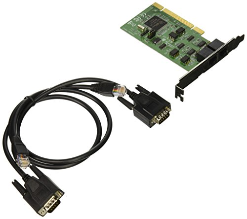 SIIG 2-Port Serial UPCI Adapter ID-P20011-S1 by SIIG