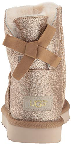 Bailey W Ugg Gold Sparkle Bow Mini slvr 1100053 qzZTC