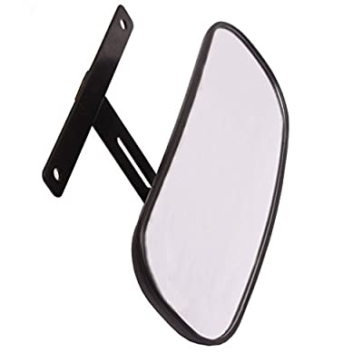 BETOOLL Golf Cart Wide Panoramic Rear View Mirror for Ez Go, Club Car, Yamaha