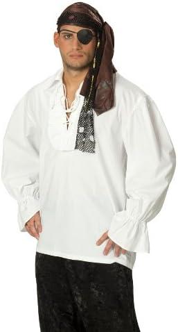 Rubies 1 4431/010 50 - Camisa blanca de pirata (talla 50): Amazon.es: Juguetes y juegos
