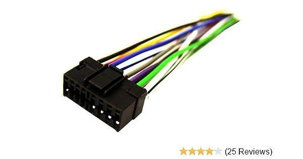 sony 16 pin wiring harness wiring diagram user amazon com sony so 16 16 pin wire harness automotive sony 16 pin wiring harness diagram sony 16 pin wiring harness