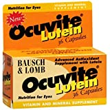 PACK OF 3 EACH OCUVITE TAB WITH LUTEIN 36TB PT#24208040319