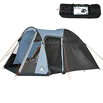 Image of 10T Outdoor Equipment Corowa Arona 5 Tent – 385 x 310 x 195 cm Tents