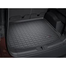 WeatherTech Custom Fit Cargo Liners for Audi Q5, Black