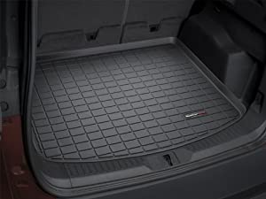 WeatherTech Custom Fit Cargo Liners for Toyota 4Runner, Black
