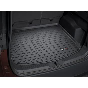WeatherTech Custom Fit Cargo Liners for Ford Explorer, Black