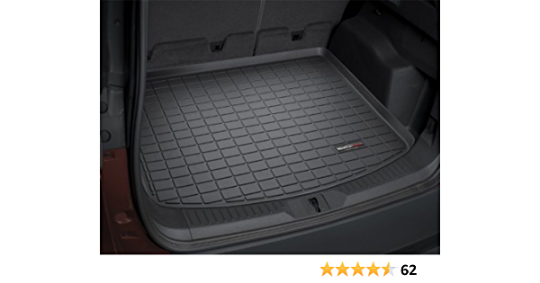 Weathertech 401081 Black Cargo 2Nd Row Liner for 2018-2019 Buick Enclave