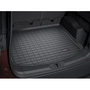 WeatherTech Custom Fit Cargo Liners for Kia Sorento, Black