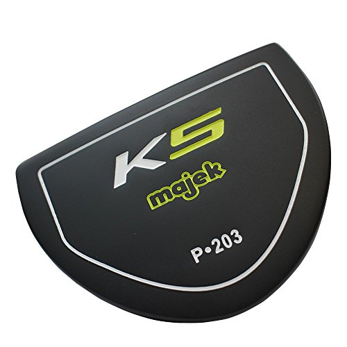 Majek K5 P-203 Golf Putter Right Handed T Mallet Style with Alignment Line Up Hand Tool 34 Inches Standard Lady's Perfect for Lining up Your Putts ()