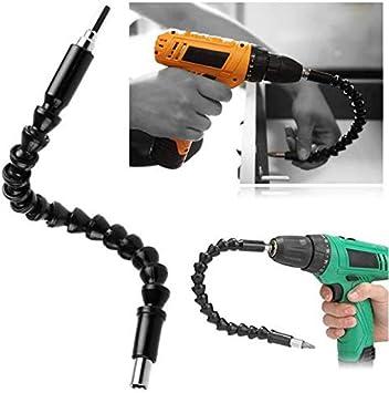 2stk Winkelaufsatz Für Akkuschrauber Bohrmaschine /& Schraubenzieher Flexibel