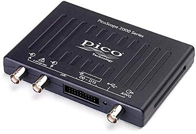 PicoScope PQ008 PS2205A MSO 2 channel 25MHz