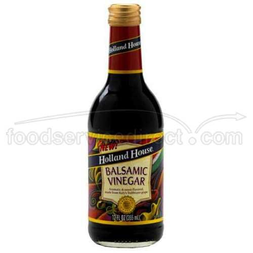 Holland House 5 Percent Malt Vinegar, 12 Ounce -- 6 per case.