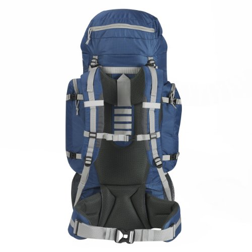 Wenzel Rucksack Wenzel Escape - Macuto de senderismo, color azul