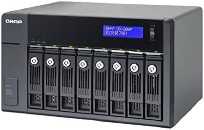 QNAP UX-800P Caja para Disco Duro Externo 2.5/3.5