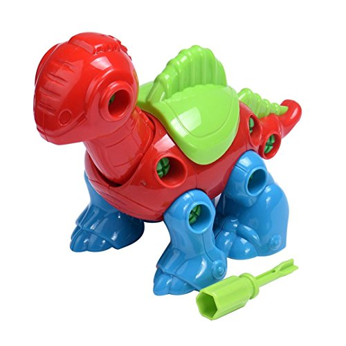 FEITONG Funny New Kids Disassembly Dinosaur Design Educational toys