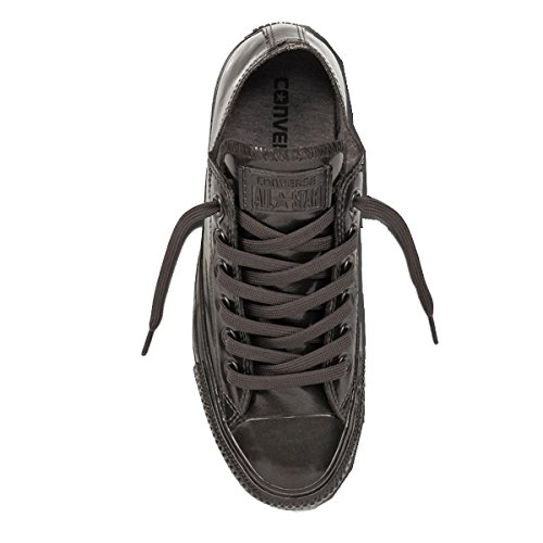 All Womens Taylor Metallic Synthetic Star Black Chuck Rubber Converse Trainers wgHtqSt