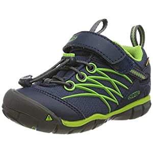 KEEN Unisex Kids' Chandler Cnx Wp Hiking Shoe