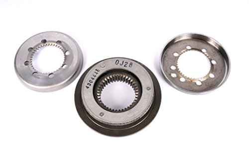 Synchronizer Assembly Gear (ACDelco 89059303 GM Original Equipment Manual Transmission 4th and 5th Gear Synchronizer)
