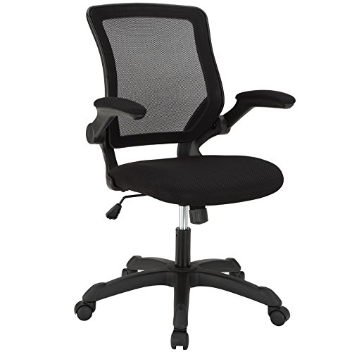 modway-veer-office-chair-with-mesh-back-and-black-vinyl-seat-with-flip-up-arms-ergonomic-desk-and-co