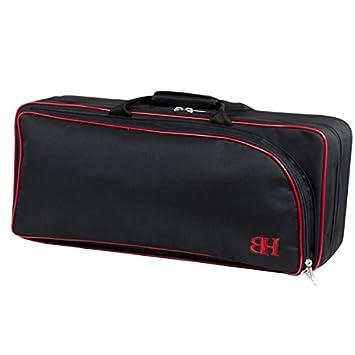 Ortola HB400 - Estuche gaita, color negro y rojo: Amazon.es ...