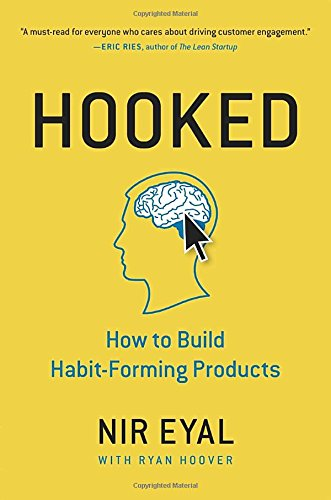 Hooked How Build Habit Forming Products product image
