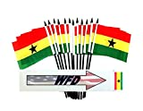 """Wholesale Box of 144 4""""x6"""" Ghana Polyester"""