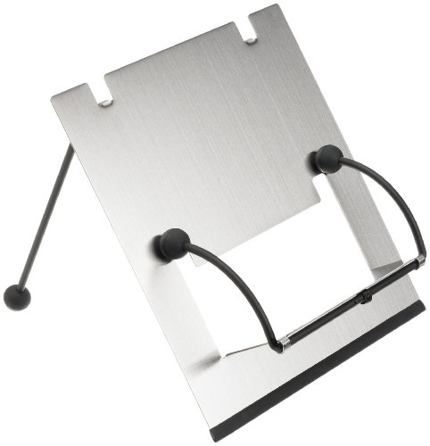 - Prodyne Stainless Steel Cook Book Holder