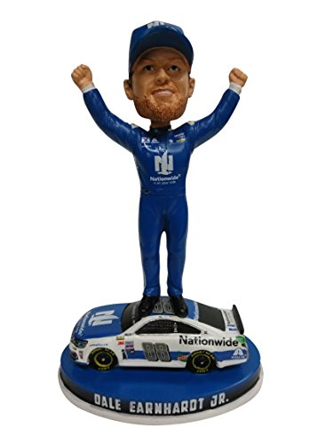 Forever Collectibles Dale Earnhardt Jr. NASCAR Special Edition Bobblehead - Individually Numbered to Only -