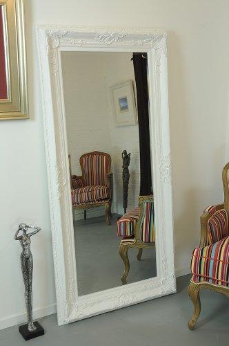 Ganzkörper Spiegel, Antik Verzierungen, Zum An Die Wand Lehnen, 179 X