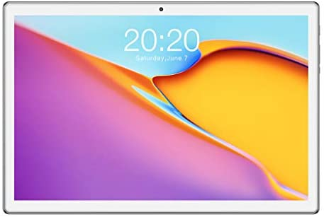 TECLAST P10SE 10.1 Inch Android 10.0 Tablet, 2GB ROM + 32GB ROM, Quad-Core A7 Processor, 1280 x 800 FHD IPS Touch Screen,2.4G WiFi Bluetooth 4.2 GPS Type C OTG 5000mAh
