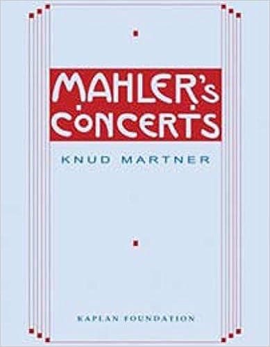 >>DOCX>> Mahler's Concerts. Express Cotes estado Krinkov Policy