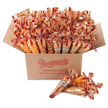 PopcornopolisTM Mini Cones 48-pack