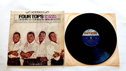 (The Four Tops LP Second Album - Motown Records 1965 - RARE THE ONLY ONE ON AMAZON! -