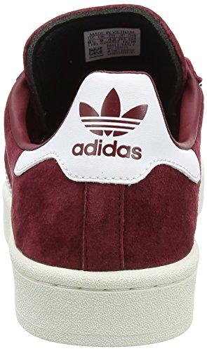 Adidas Heren Originelen Campus Trainers Us12 Rood