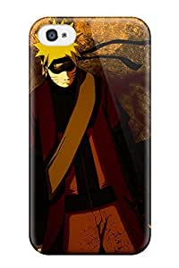 lintao diy Faddish Phone Naruto Qualitys Case For Iphone 4/4s / Perfect Case Cover