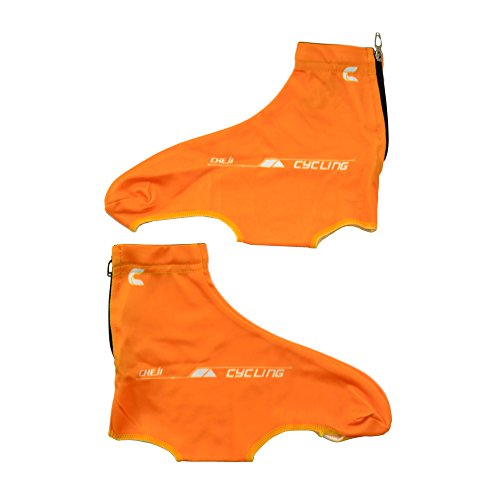 E Bici West Strada Ciclismo Antipolvere Biking Donna Bloccanti Da Uomo Per Mtb Orange Copriscarpe qqSIwT0F