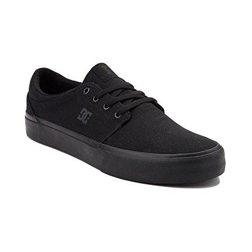 翻訳する行うアーサーコナンドイル(ディーシー) DC 靴?シューズ メンズスケートシューズ Mens DC Trase TX Skate Shoe Black ブラック US 8.5 (26.5cm)
