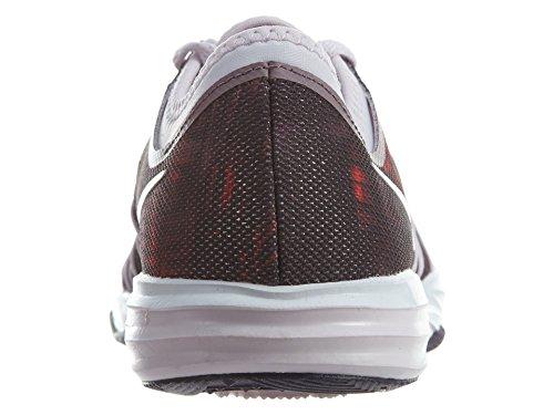 Nike 844667-500 - Zapatillas de deporte Mujer Morado (Bleached Lilac/Metallic Silver)
