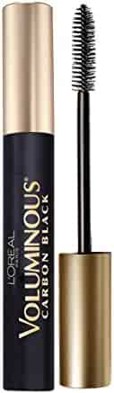 L'Oreal Paris Makeup Voluminous Original Volume Building Mascara, Carbon Black, 0.26 fl. oz.