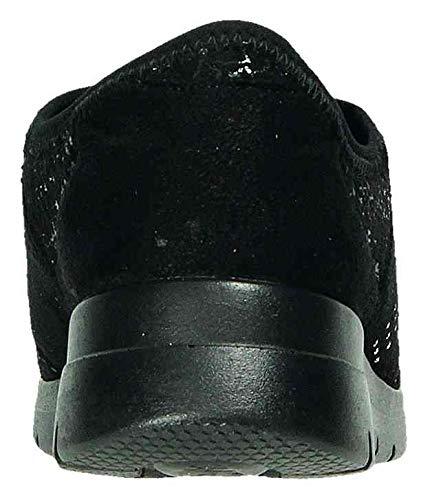 Chaussures À Noir Pour Lacets Fly Ville Flot De Femme OxwqwTza