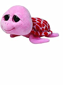 Ty Beanie Boos Shellby - Pink Turtle Small Plush from Ty