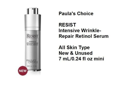 Paula's Choice Resist Intensive Wrinkle-Repair Retinol Serum Travel Size (.24oz/7ml) by Paula's Choice by Paula's Choice (Image #1)