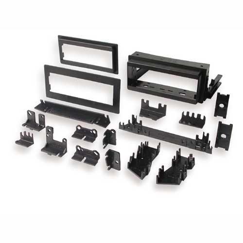 Best Kits BKGM4 Single DIN Installation Dash Kit for Select 1982-2003 Universal GM Vehicles