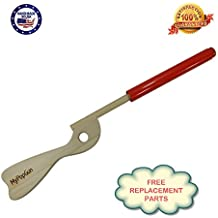 Team USA Patriotic Red Pop Gun Rifle-American -Classic Toy-Durable-Fun-Wonderful Civil War-Pretend Play Pop Gun for boys & Girls-Best made Pop Gun in America–Enjoyed by Children & Adults for over 24 years-Great for Birthday Parties Too
